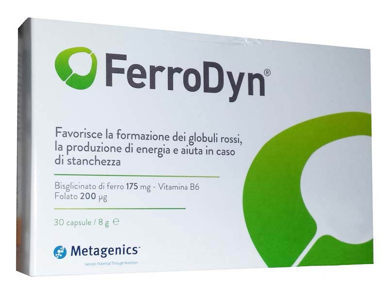 FERRODYN 30 CAPSULE