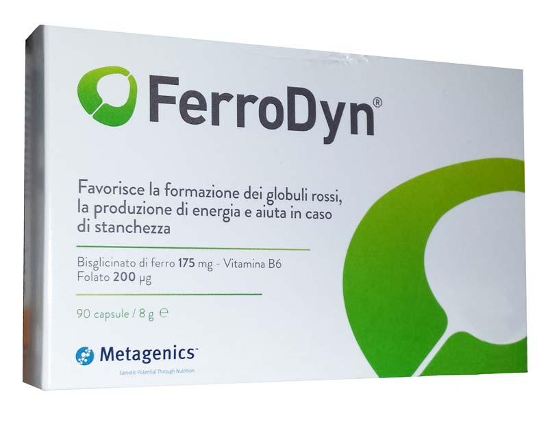FERRODYN 90 CAPSULE