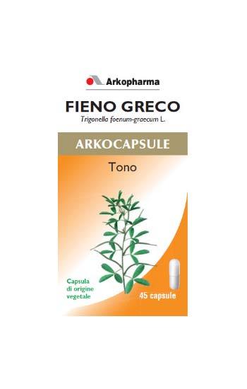 FIENO GRECO ARKOCAPSULE 45 CAPSULE