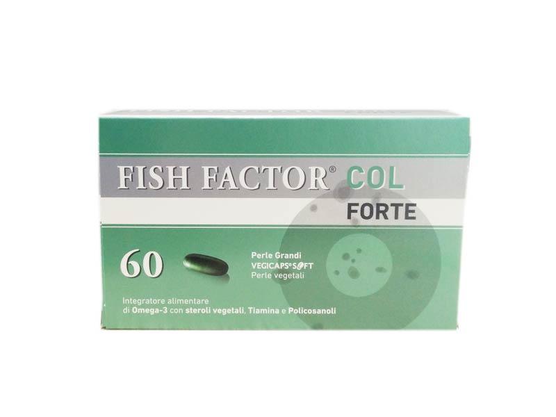 FISH FACTOR COL FORTE 60 PERLE GRANDI