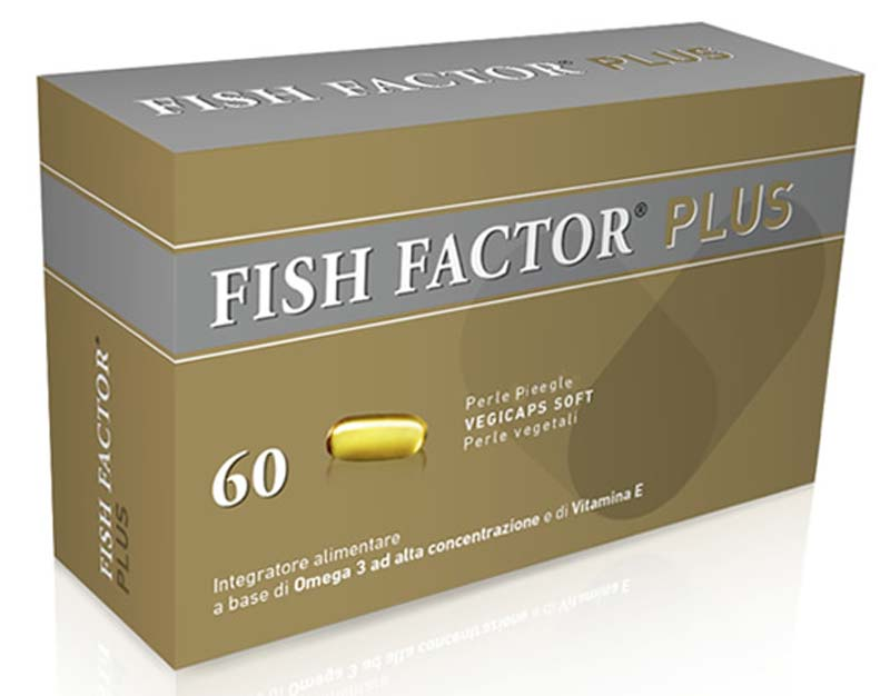 FISH FACTOR PLUS 60 PERLE PICCOLE