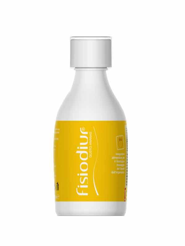 FISIODIUR INTEGRATORE dimagrante Zuccari 300 ml gusto ananas