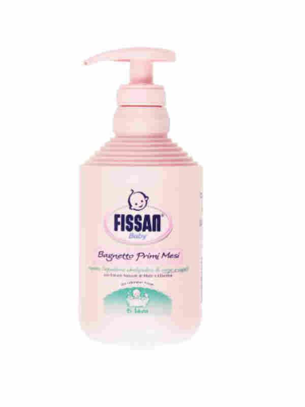 FISSAN BABY BAGNETTO PRIMI MESI - 500 ML