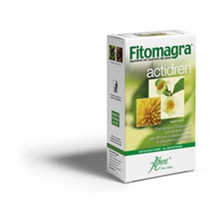 FITOMAGRA ACTIDREN 40 OPERCOLI DA 500 MG