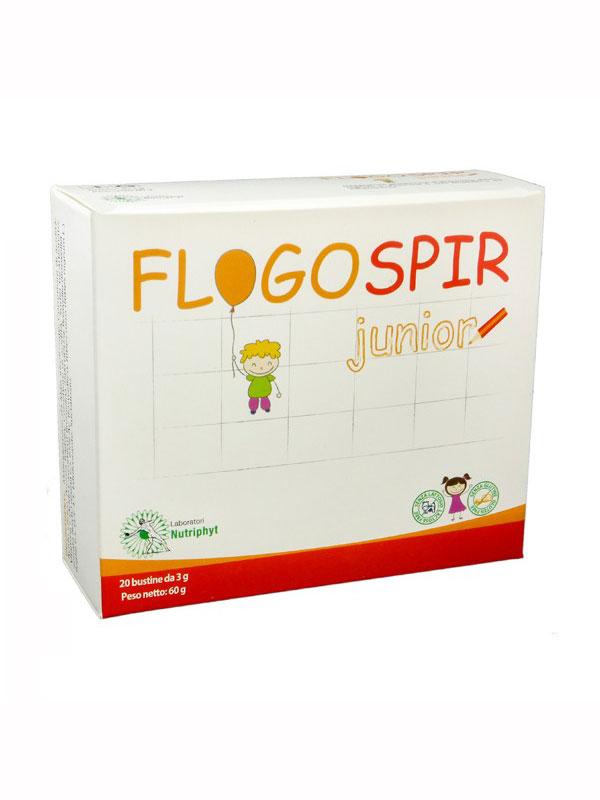 FLOGOSPIR JUNIOR 20 BUSTINE DA 3 G