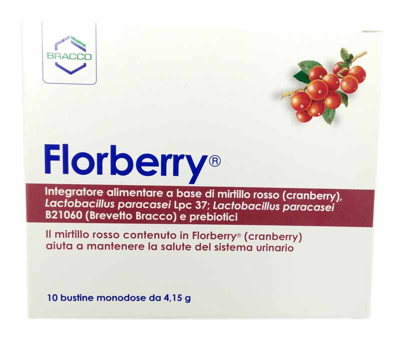 FLORBERRY 10 BUSTINE DA 4,15 G