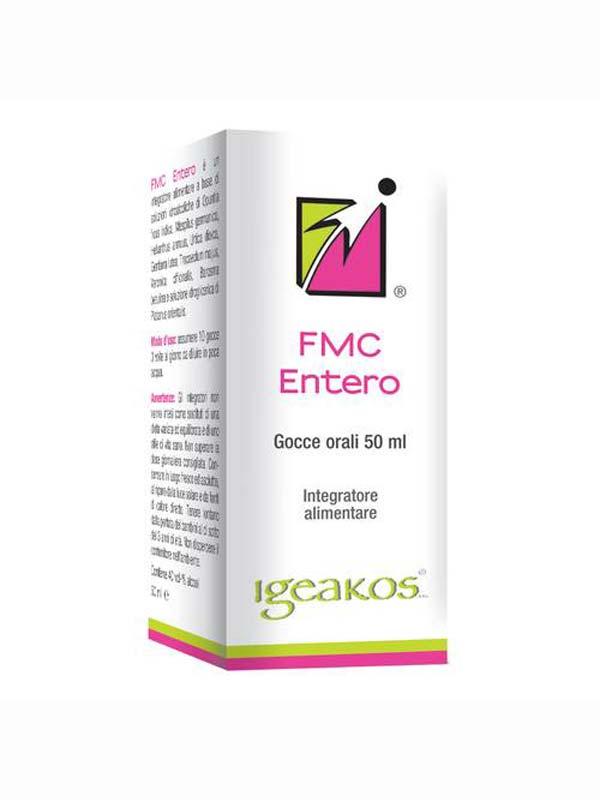 FMC ENTERO GOCCE ORALI 50 ML
