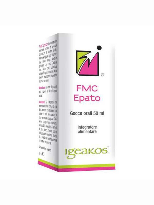 FMC EPATO GOCCE ORALI 50 ML