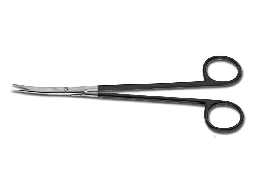 FORBICI METZENBAUM CT SUPER CUT - curve - 18 cm