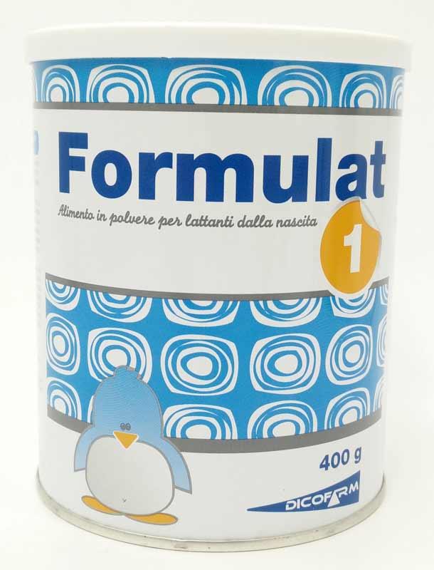 FORMULAT 1 LATTE IN POLVERE 400 G