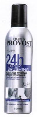 FRANCK PROVOST MOUSSE STYLING PROFESSIONALE EXPERT BRUSHING - 300 ML