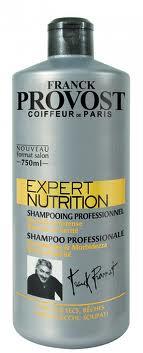 FRANCK PROVOST SHAMPOO EXPERT NUTRITION - 750 ML