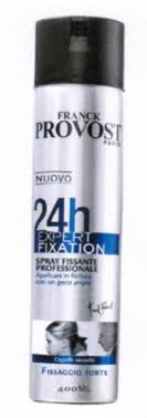 FRANCK PROVOST SPRAY FISSANTE PROFESSIONALE EXPERT FIXATION - FISSAGGIO FORTE - 400 ML