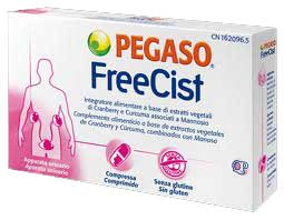 FREECIST 15 COMPRESSE PEGASO