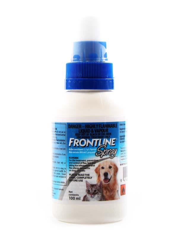 FRONTLINE® SPRAY CANI E GATTI 100 ML