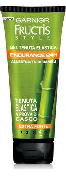 FRUCTIS STYLE GEL UOMO ENDURANCE 24H TENUTA ELASTICA - FISSAGGIO EXTRA FORTE - 200 ML