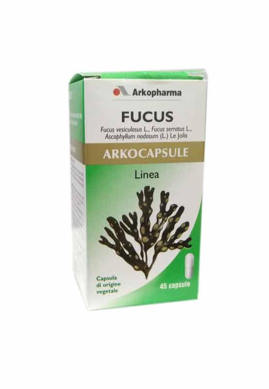 FUCUS ARKOCAPSULE 45 CAPSULE