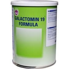 GALACTOMIN 19 INTEGRATORE ALIMENTARE PER INTOLLERANZA AL GLUCOSIO-LATTOSIO - 400 G