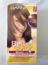 GARNIER BELLE COLOR BIONDO MIELE AMBRATO 6,32 ML115