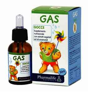 GAS GOCCE 30 ML