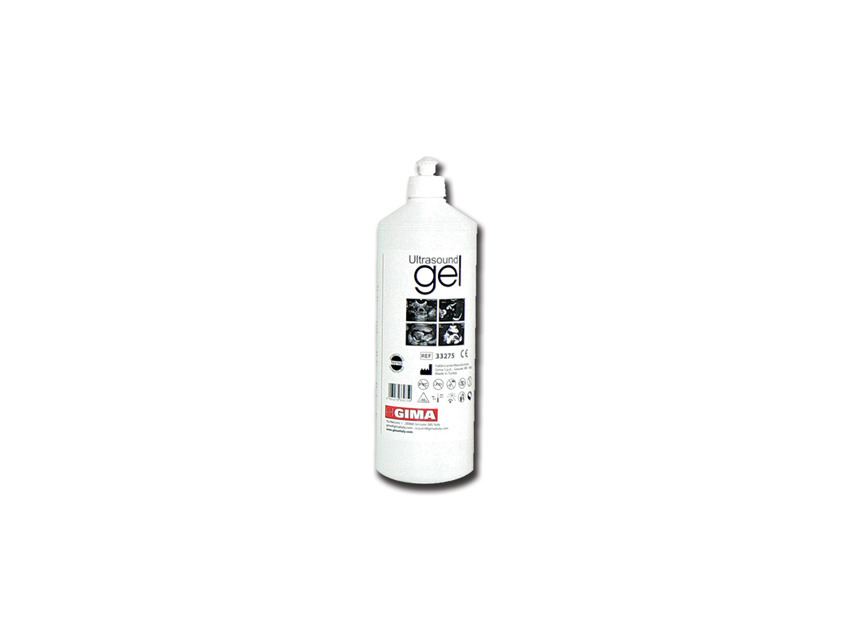 GEL ULTRASUONI - bottiglia 1 L - trasparente