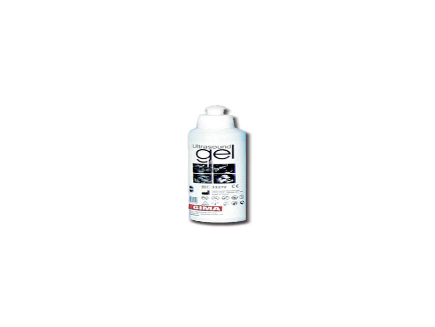 GEL ULTRASUONI - flacone 250 ml - trasparente