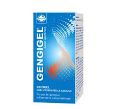 GENGIGEL IDROGEL COLLUTTORIO PER GENGIVE 150 ML