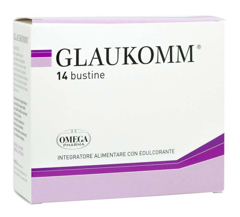 GLAUKOMM 14 BUSTINE