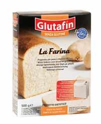 GLUTAFIN LA FARINA - 500 G