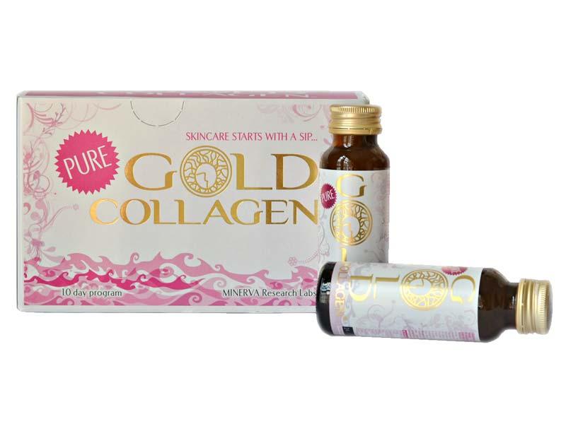 GOLD COLLAGEN® 10 FIALE DA 50 ML