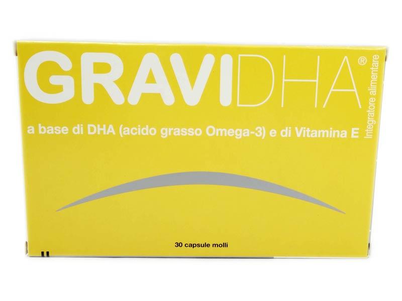 GRAVIDHA® 30 CAPSULE