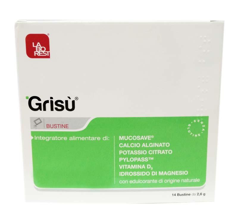 GRISU' 14 BUSTINE DA 2,6 G