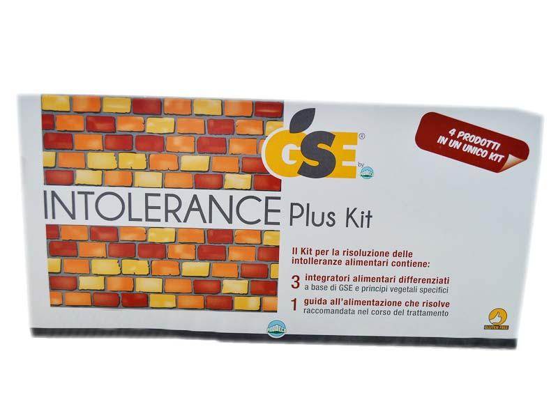 GSE® INTOLERANCE PLUS KIT 45 COMPRESSE