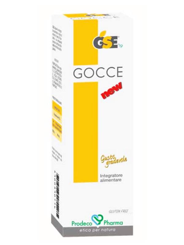 GSE MULTIUSO GOCCE 30 ML