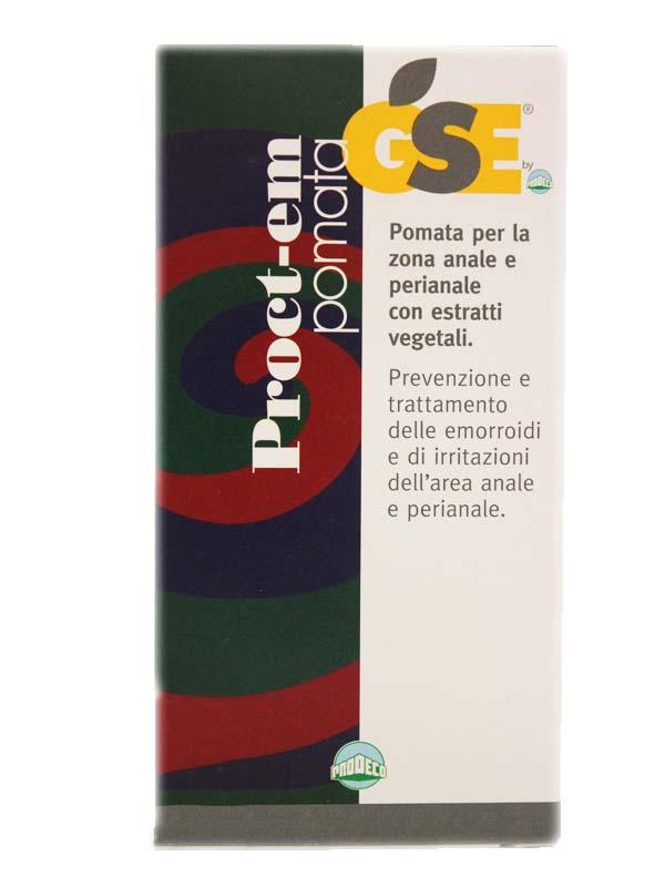 GSE PROCT-EM POMATA 50 ML