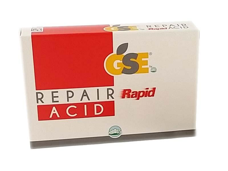 GSE REPAIR ACID RAPID 12 COMPRESSE