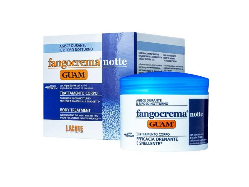 GUAM® FANGOCREMA NOTTE 500 ML