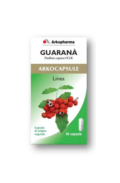 GUARANA' ARKOCAPSULE 45 CAPSULE