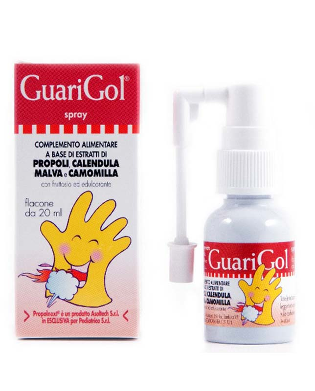 GUARIGOL SPRAY GOLA 20 ML