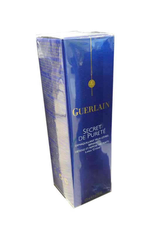 GUERLAIN SECRET DE PURETE' - STRUCCANTE OCCHI LABBRA - 125 ML
