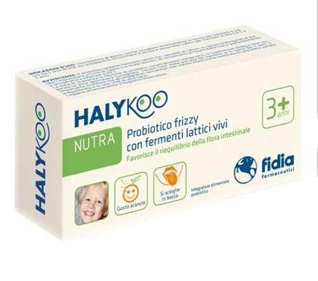 HALYKOO PROBIOTICO FRIZZY - 10 BUSTINE DA 1,98 G