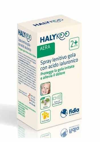 HALYKOO SPRAY LENITIVO GOLA - 15 ML