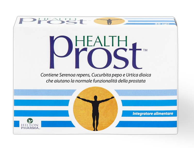 HEALTH PROST 30 COMPRESSE