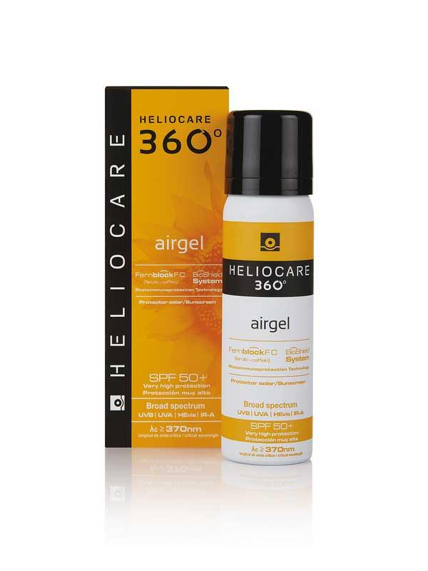 HELIOCARE 360 AIRGEL SPF 50+ - FOTOPROTEZIONE AVANZATA GIORNALIERA - 60 ML