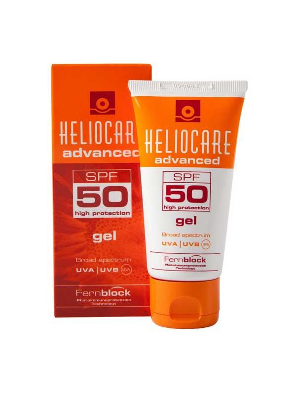 HELIOCARE ADVANCED GEL SPF 50 - GEL PROTEZIONE ALTA - 200 ML