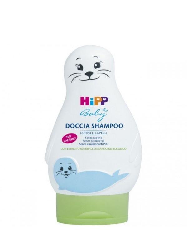 HIPP BABY DOCCIA SHAMPOO CORPO E CAPELLI - 200 ML