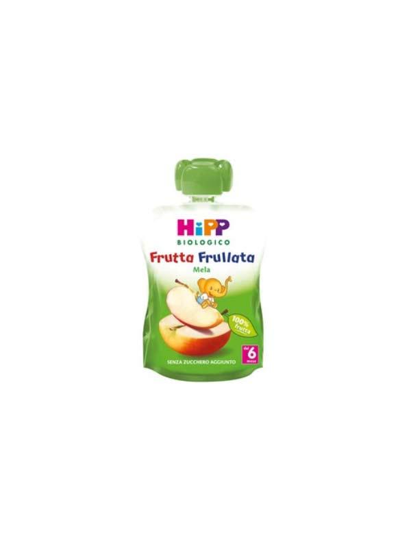 HIPP BABY FRUTTA FRULLATA MELA - 90 G
