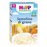HIPP CREMA AI CEREALI - SEMOLINO DI GRANO - DAL QUARTO MESE - 200 G