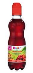 HIPP FRUTTA SPLASH BEVANDA CON ACQUA MINERALE E SUCCO DI FRUTTI ROSSI BIO - DAL DODICESIMO MESE - 310 ML