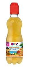 HIPP FRUTTA SPLASH BEVANDA CON ACQUA MINERALE E SUCCO DI MIX DI FRUTTA BIO - DAL DODICESIMO MESE - 300 ML